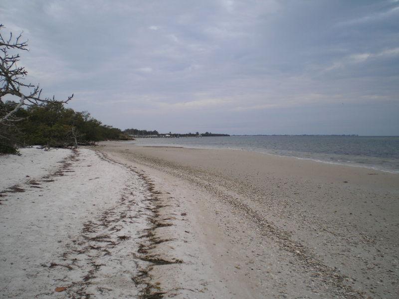 DeSoto beach