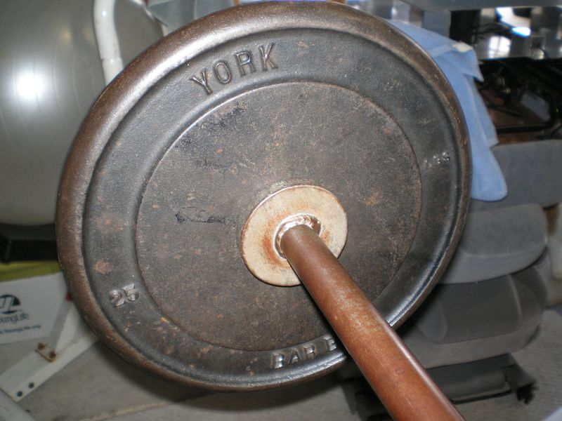 York plate