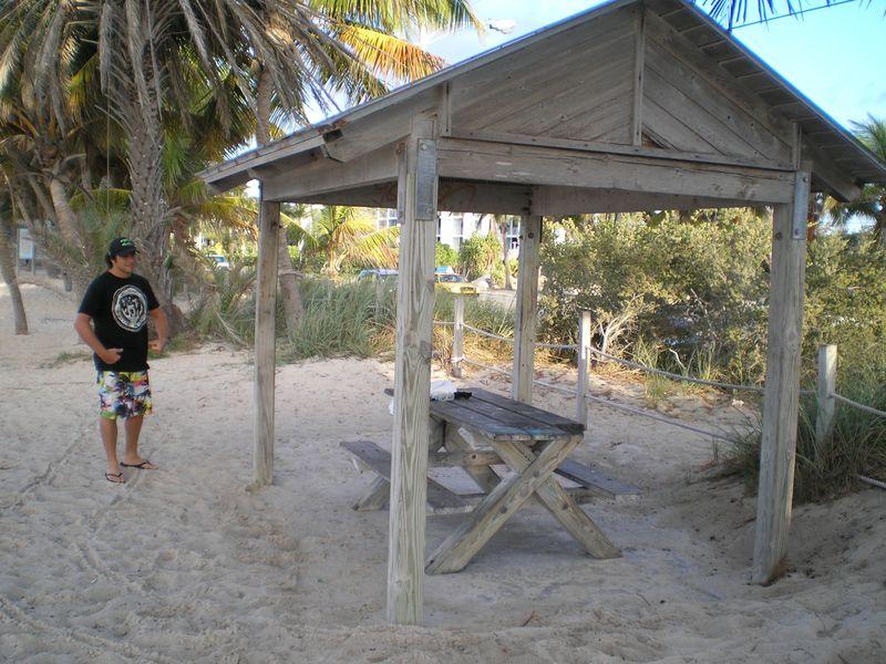 Smathers pavilion