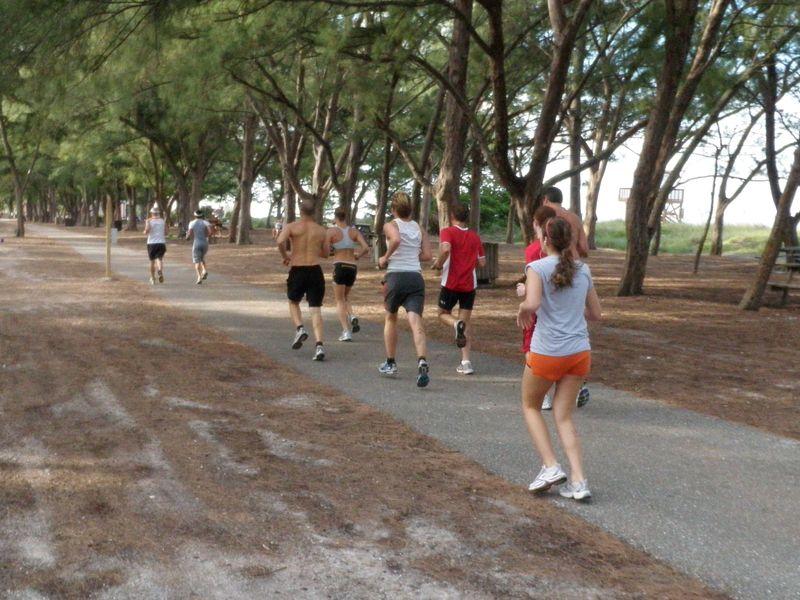 Run start 2