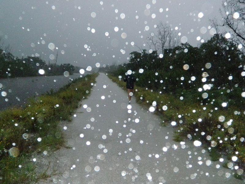 Rain interval