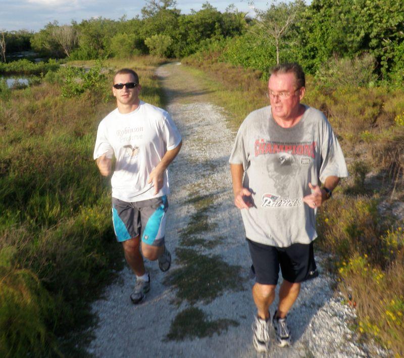 Pete Josh run