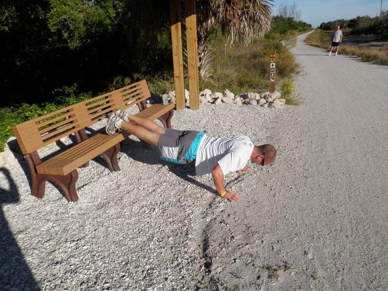 Josh pushups