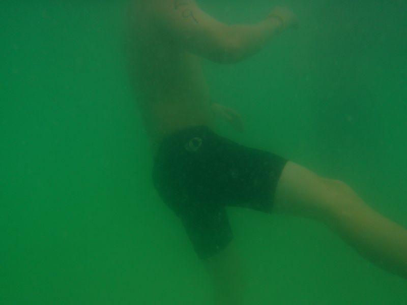 Underwater Mike