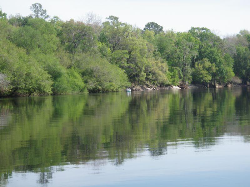Glassy river