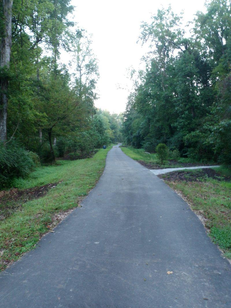 Marshall greenway